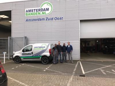 autobanden amsterdam